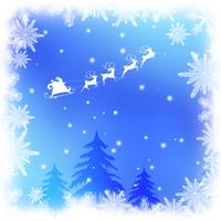 Christmas landscape [3988591] Christmas