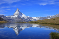 Matterhorn and Shuterize Stock photo [3988890] Matterhorn