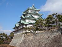 Nagoya Castle Stock photo [3989730] Nagoya