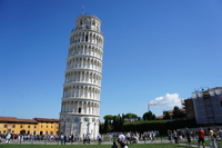 Leaning Tower of Pisa Stock photo [4074923] Pisa