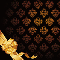 Damask background [4153598] gift