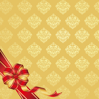 Damask background [4153599] gift