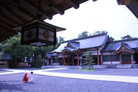 Tsuruga-gas ratio of Matsubara Shrine Kehi Stock photo [4153980] Fukui
