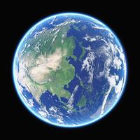 Earth Stock photo [4156537] Earth