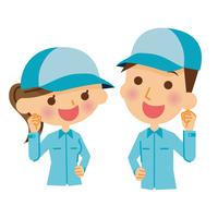 Work staff guts pose [4197328] Operator