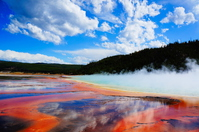 Yellowstone National Park Stock photo [4200891] Landscape
