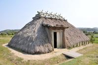 Iki Harunotsuji ruins Stock photo [4202515] Harunotsuji