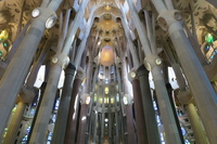 World Heritage Sagrada Familia Stock photo [4204180] Sagrada