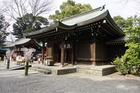 Kawagoe Hikawa Shrine Stock photo [4246278] Kawagoe