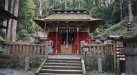 Horai temple Toshogu shrine Stock photo [4246439] Horaitera