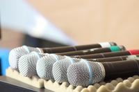 Microphone Stock photo [4246517] Microphone