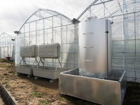 Greenhouses Heating Stock photo [4250023] vinyl