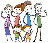 3-generation family [4253314] 3