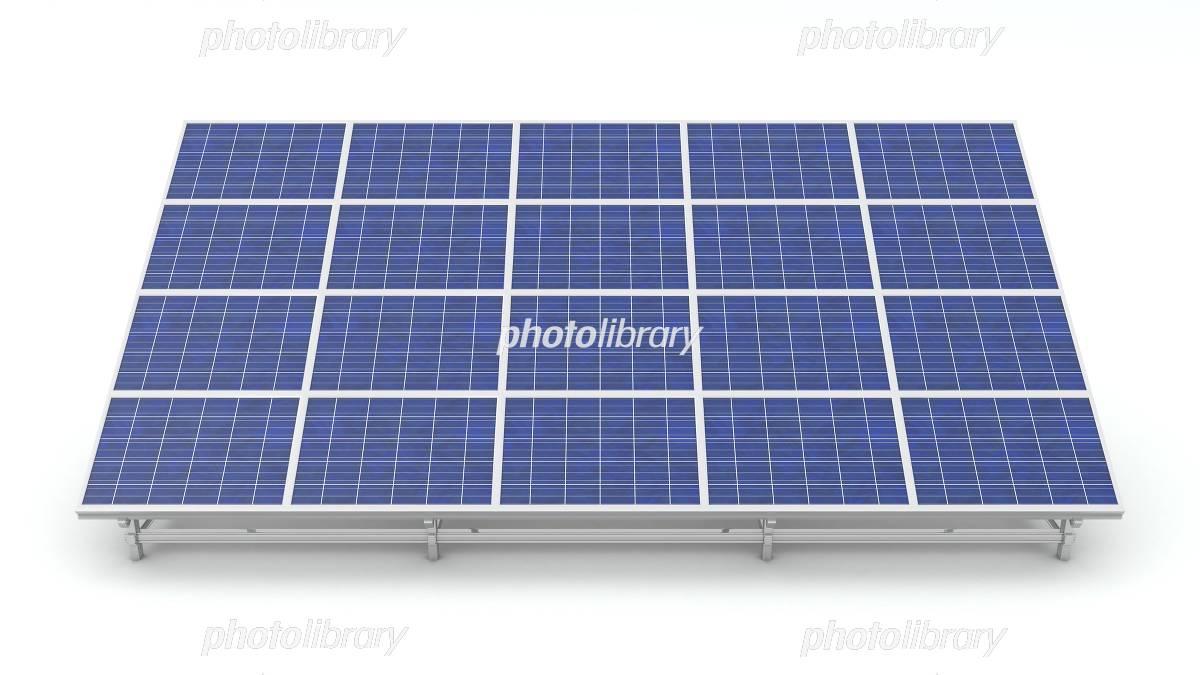 ソーラーパネル イラスト素材 4295051 フォトライブラリー