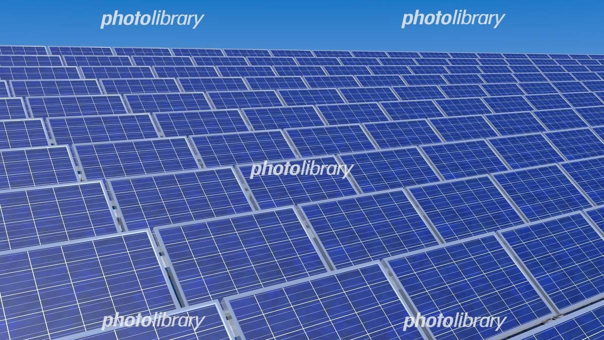 ソーラーパネル イラスト素材 4295062 フォトライブラリー