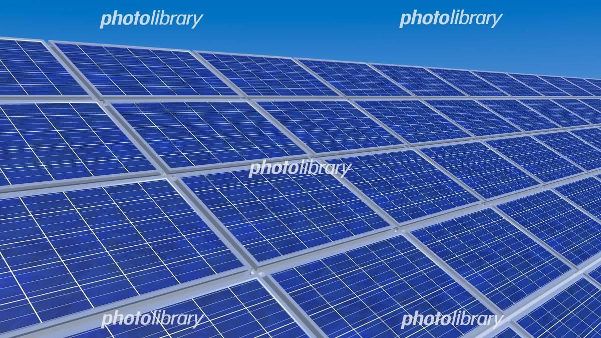 ソーラーパネル イラスト素材 4295064 フォトライブラリー