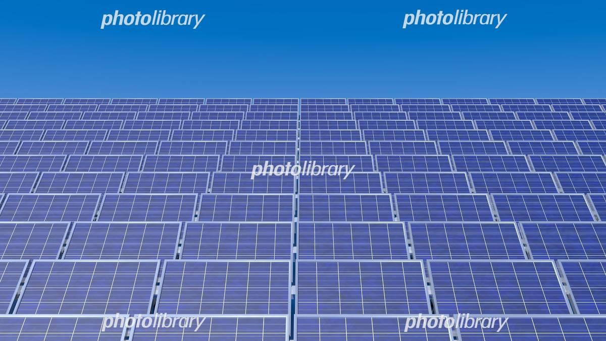 ソーラーパネル イラスト素材 4295065 フォトライブラリー