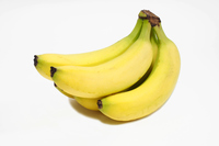 Bananas 1 bunch Stock photo [4299384] banana