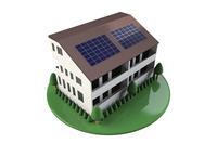 Solar house [4303899] House