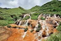 金瓜石 黄金滝