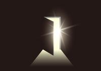 Door with the hope of light to open [4387529] door