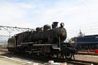 8620 form steam locomotive Stock photo [4390277] 8620