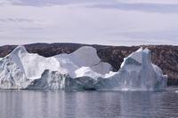 Iceberg Arctic Ocean Greenland Stock photo [4392696] iceberg