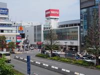 Tokorozawa Station Stock photo [4458454] Tokorozawa