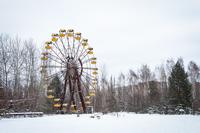Amusement park in Chernobyl Stock photo [4459739] Chernobyl