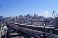 Trans-Siberian Railway and Vladivostok streets Stock photo [4466439] Vladivostok