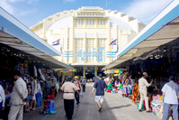 Phnom Penh Central Market Stock photo [4546974] Southeast