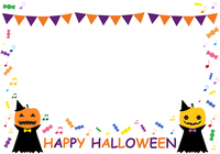 Jack-o'-lantern candy [4621179] Halloween