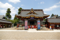 Osugi Shrine Kurama customers hall of worship Stock photo [4621798] Osugi