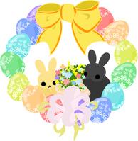 Easter illustration [4622219] An
