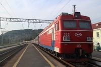 Russian long-distance train (Nakhodka) Stock photo [4679606] Russia
