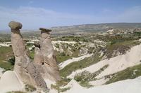 Cappadocia landscape Stock photo [4686438] Cappadocia