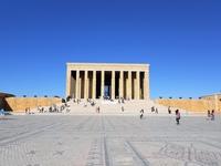 Turkey Ankara: Ataturk Mausoleum Stock photo [4743294] Turkey