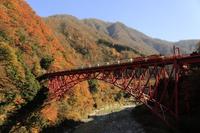 Kurobe Gorge Railway Stock photo [4747354] Kurobe