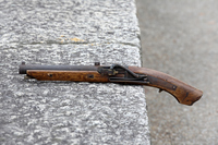 matchlock Stock photo [4749892] gun