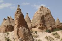 Cappadocia landscape Stock photo [4751272] Cappadocia