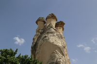 Mushroom rock Stock photo [4751279] Cappadocia