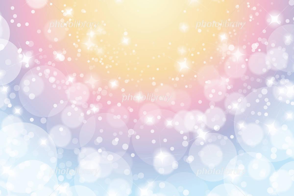 幻想的な光の背景 イラスト素材 4830749 フォトライブラリー