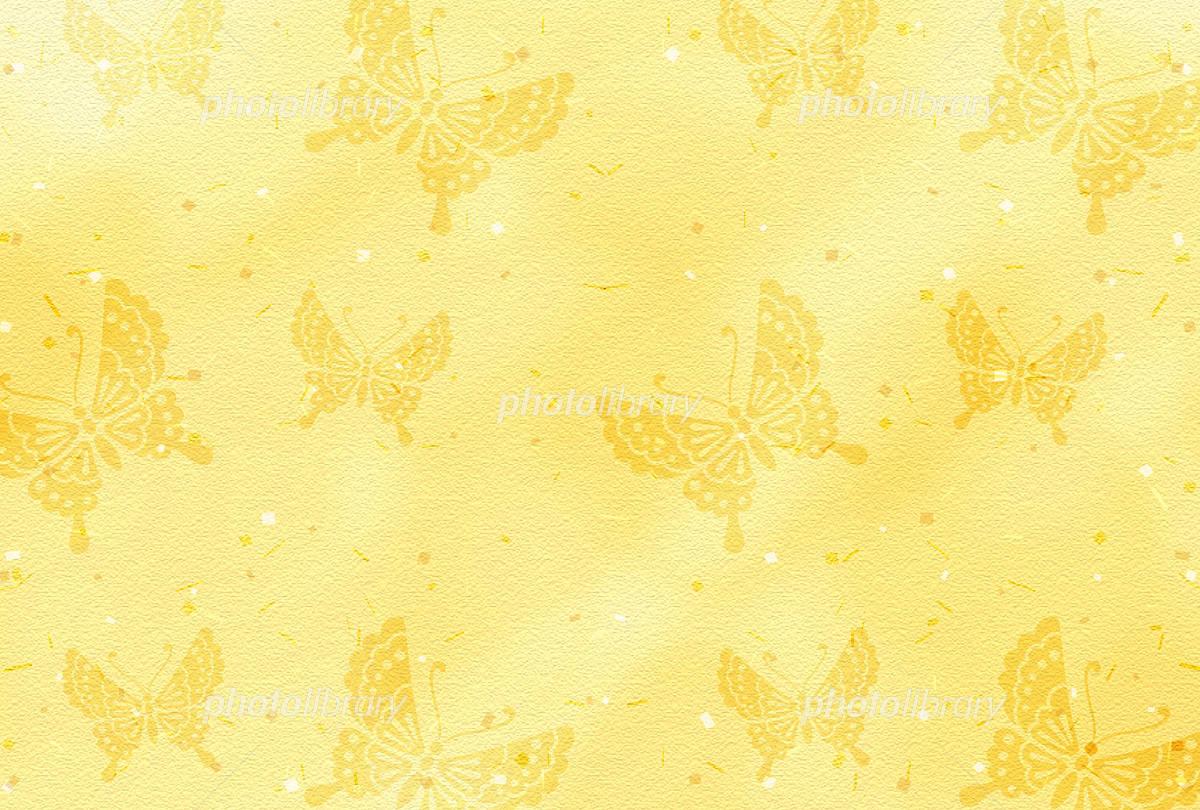 和柄背景 蝶々 イラスト素材 4832821 無料 フォトライブラリー