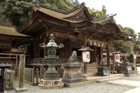 Kotohiragu main shrine Stock photo [4826844] Kotohiragu