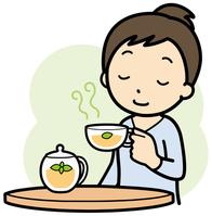 Herb tea [4831367] Herb