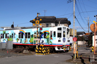 Ryūgasaki Line KIHA 2000 form Stock photo [4833716] Kanto