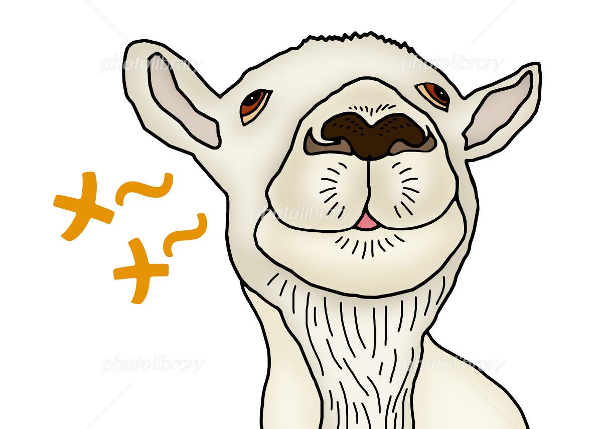 おねだりする山羊 イラスト素材 4947699 フォトライブラリー
