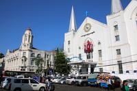 ミャンマーのヤンゴンの教会