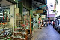 ミャンマーのヤンゴンにあるボージョー・アウンサウン・マーケット