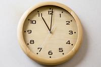 Hanging clock Stock photo [4943015] clock